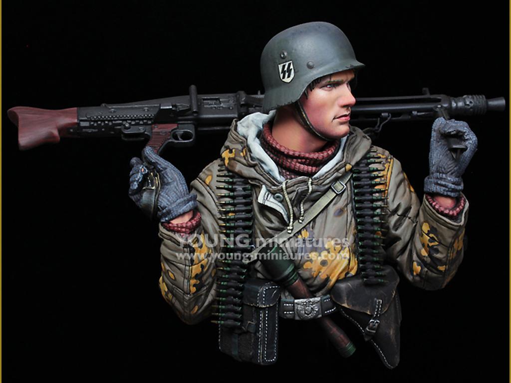 German Machine Gunner - Eastern Front (Vista 8)