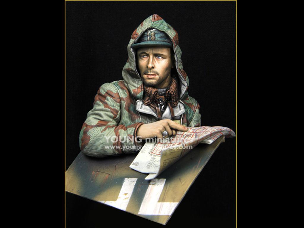 Kampfgruppe Officer Russia 1943 - Ostwind (Vista 2)