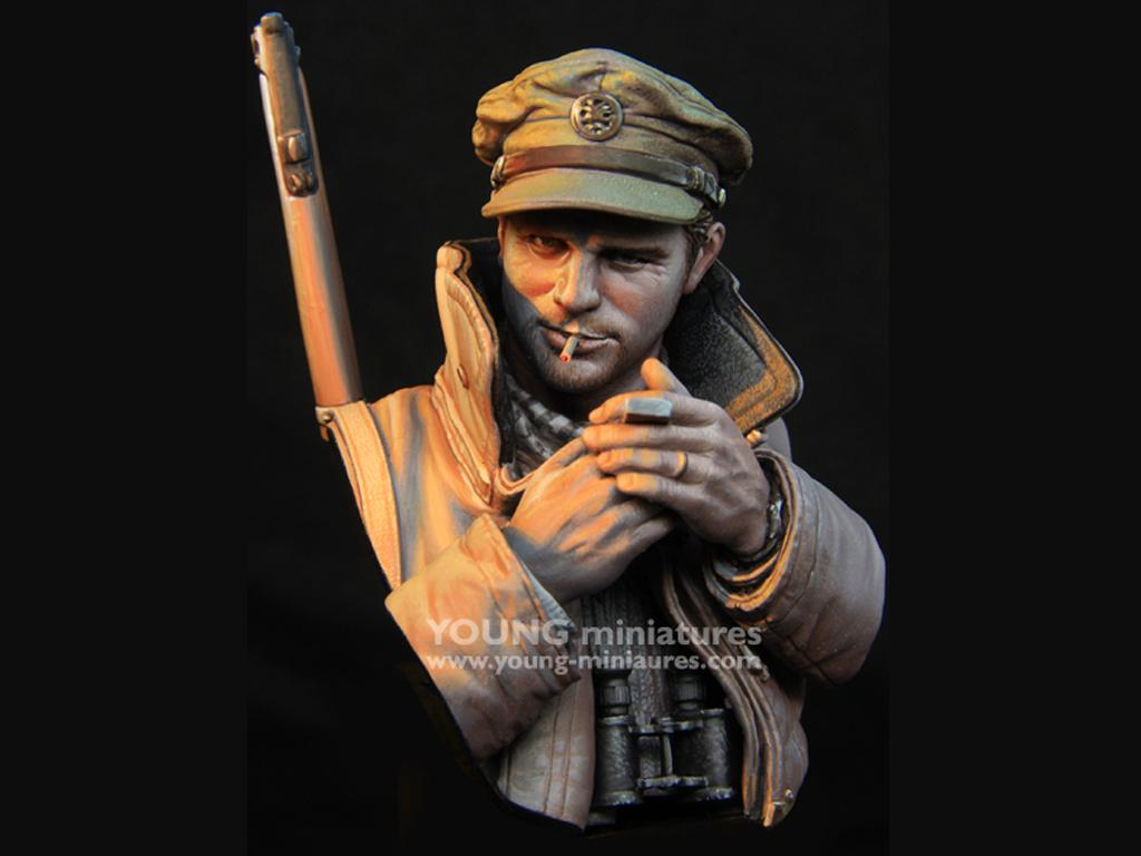British LRDG 1942 - Wanderers of the Sunset (Vista 2)