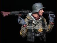 German Machine Gunner - Eastern Front (Vista 15)