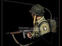 US Airborne Radio Operator Carentan 1944 (Vista 13)