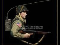US Airborne Radio Operator Carentan 1944 (Vista 15)