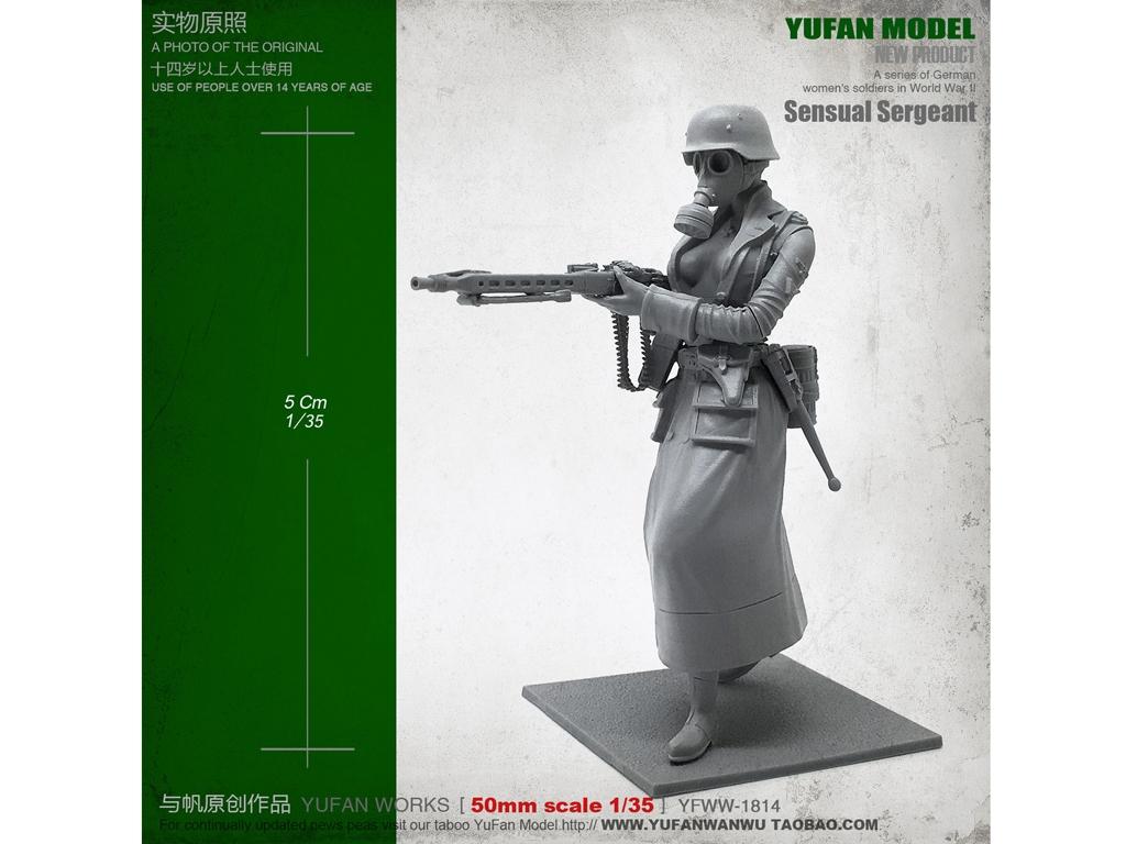 Sensual Sergeant  (Vista 1)