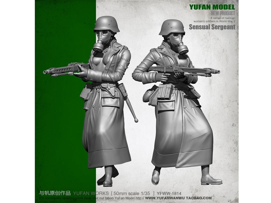 Sensual Sergeant  (Vista 5)