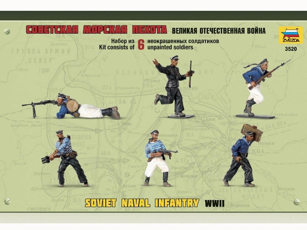 Infantería naval Sovietica  (Vista 8)