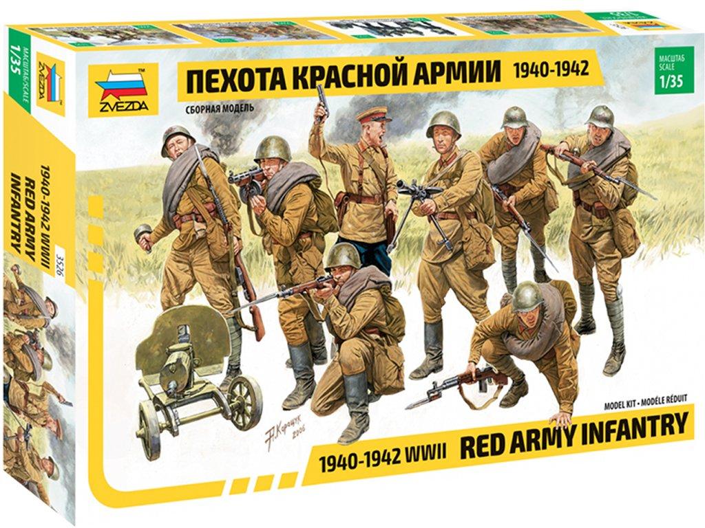 Infanteria Sovietica  (Vista 1)