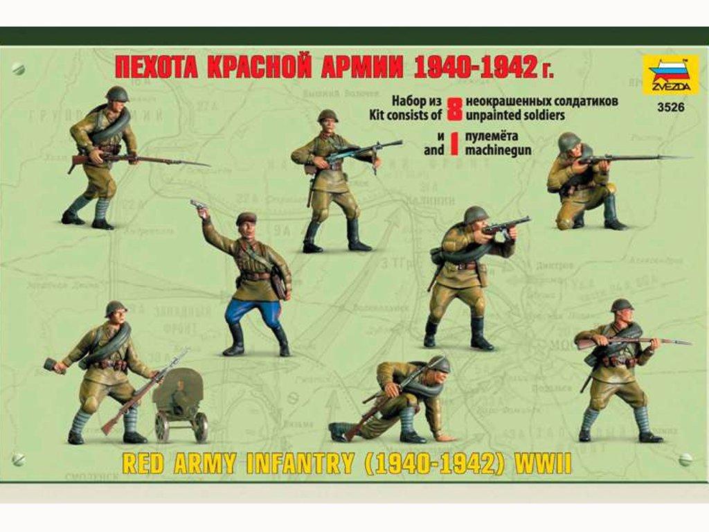 Infanteria Sovietica  (Vista 2)