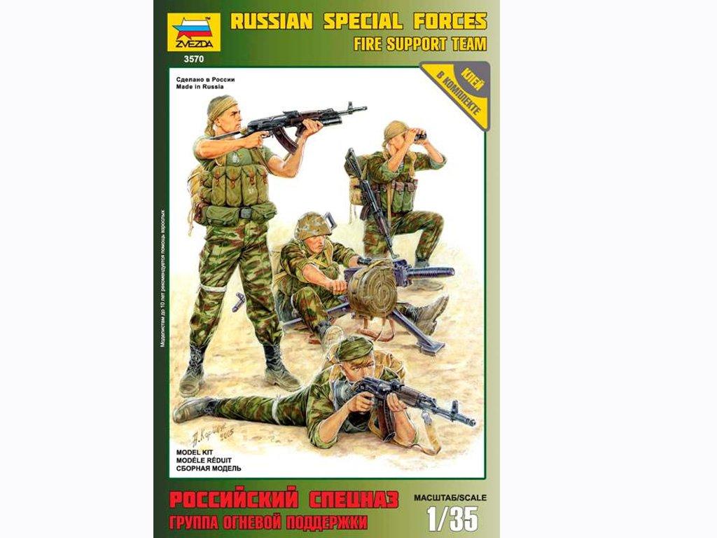 Fuerzas especiales sovieticas  (Vista 1)