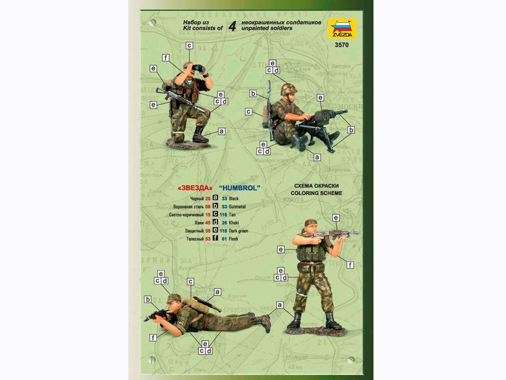 Fuerzas especiales sovieticas  (Vista 2)