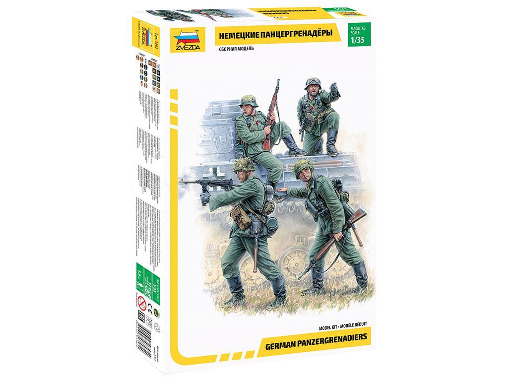 German Panzergrenadiers (1939-1945)  (Vista 1)