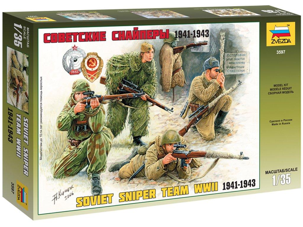 Francotiradores Sovieticos  (Vista 1)
