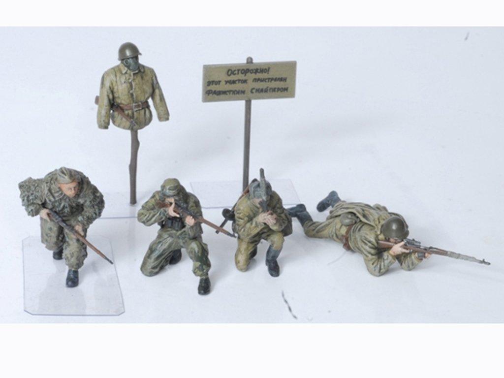 Francotiradores Sovieticos  (Vista 6)