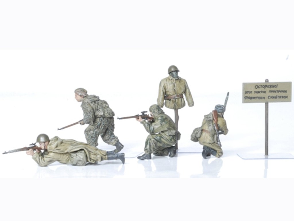 Francotiradores Sovieticos  (Vista 7)