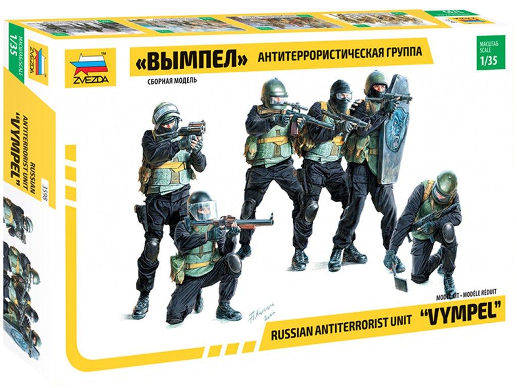 Vimpel, Grupo Antiterrorista Ruso  (Vista 1)