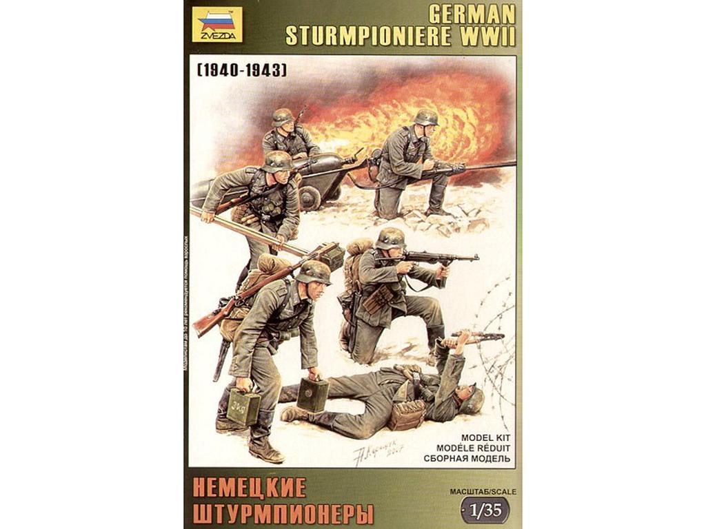 German Sturmpioniere  (Vista 1)