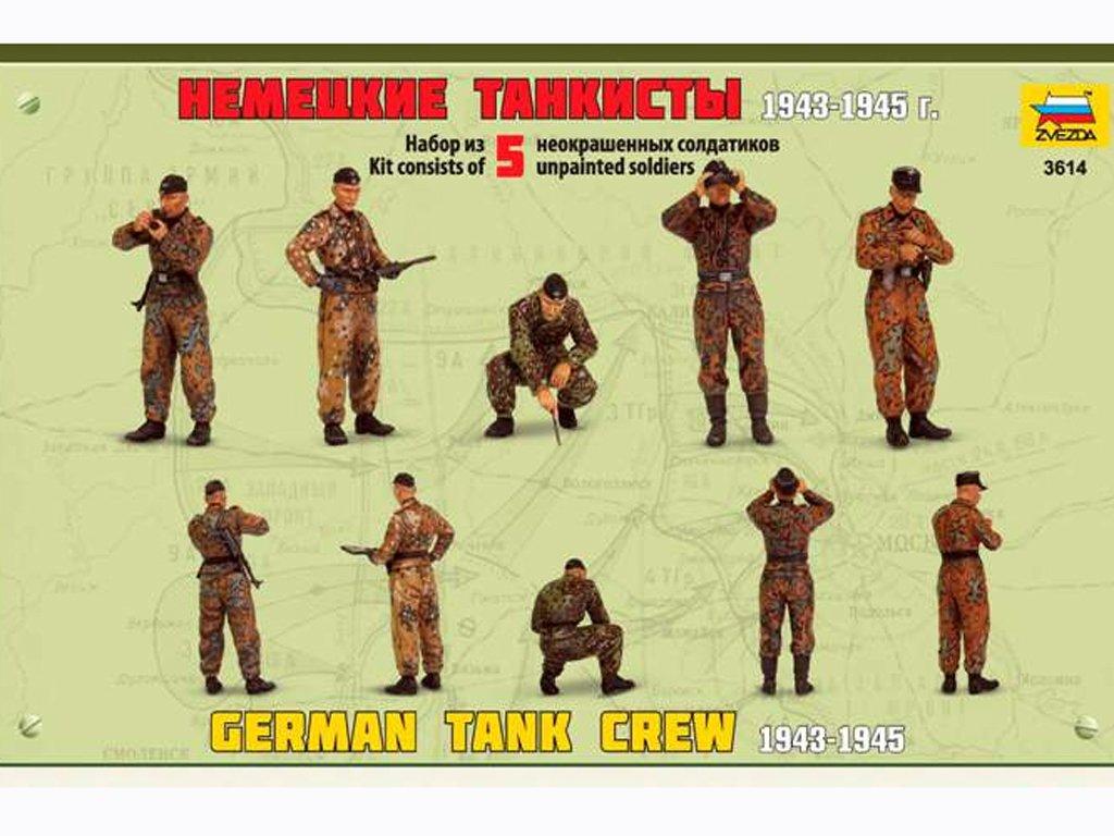 German Tank Crew 1943-45  (Vista 2)