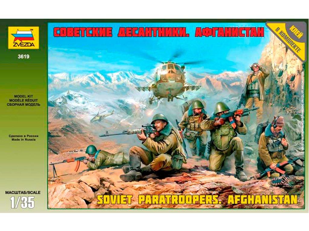 Soviet Air Cavalry. Afghanistan  (Vista 1)