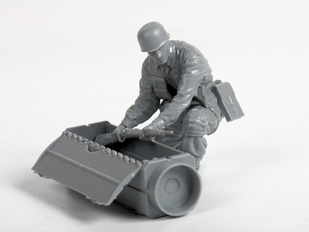 Paracaidistas Alemanes 1939-42  (Vista 2)