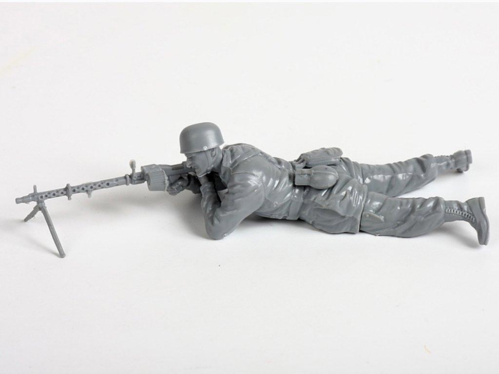 Paracaidistas Alemanes 1939-42  (Vista 3)