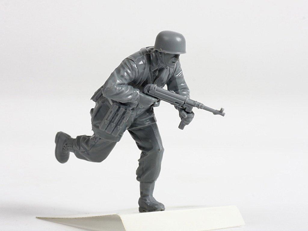 Paracaidistas Alemanes 1939-42  (Vista 7)