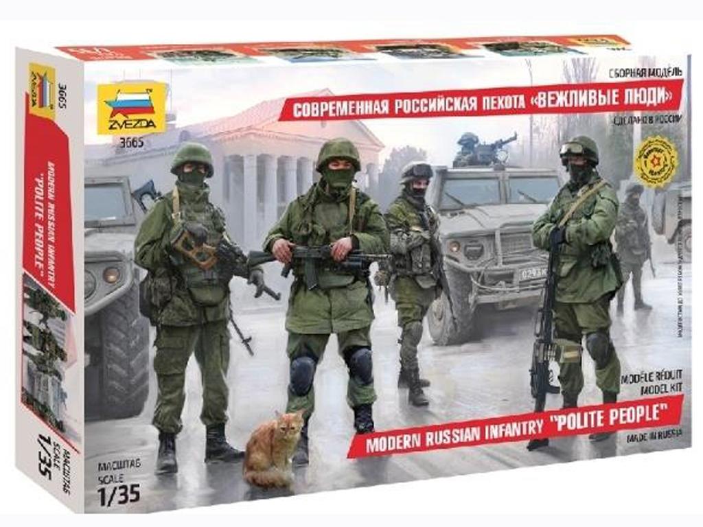Infantería rusa moderna  (Vista 1)