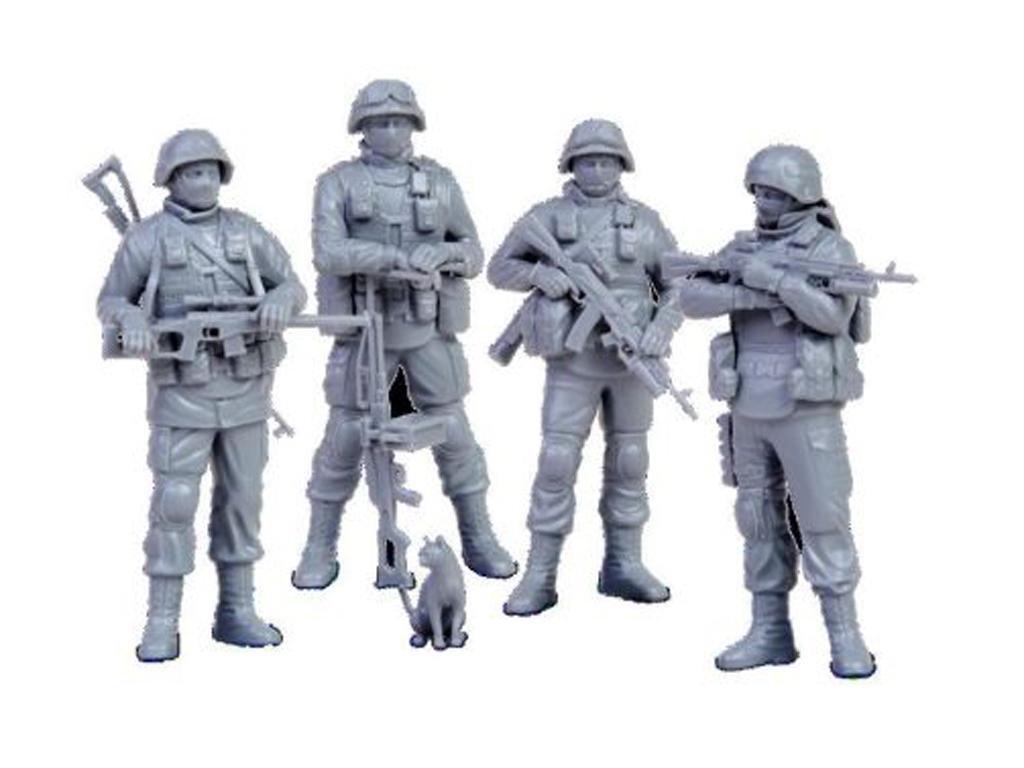 Infantería rusa moderna  (Vista 2)