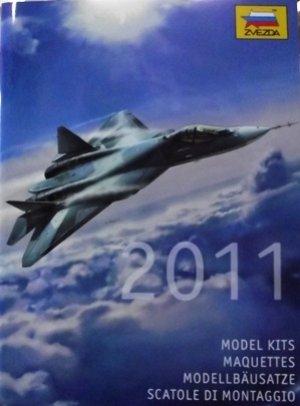 Catálogo Zvezda 2011  (Vista 1)