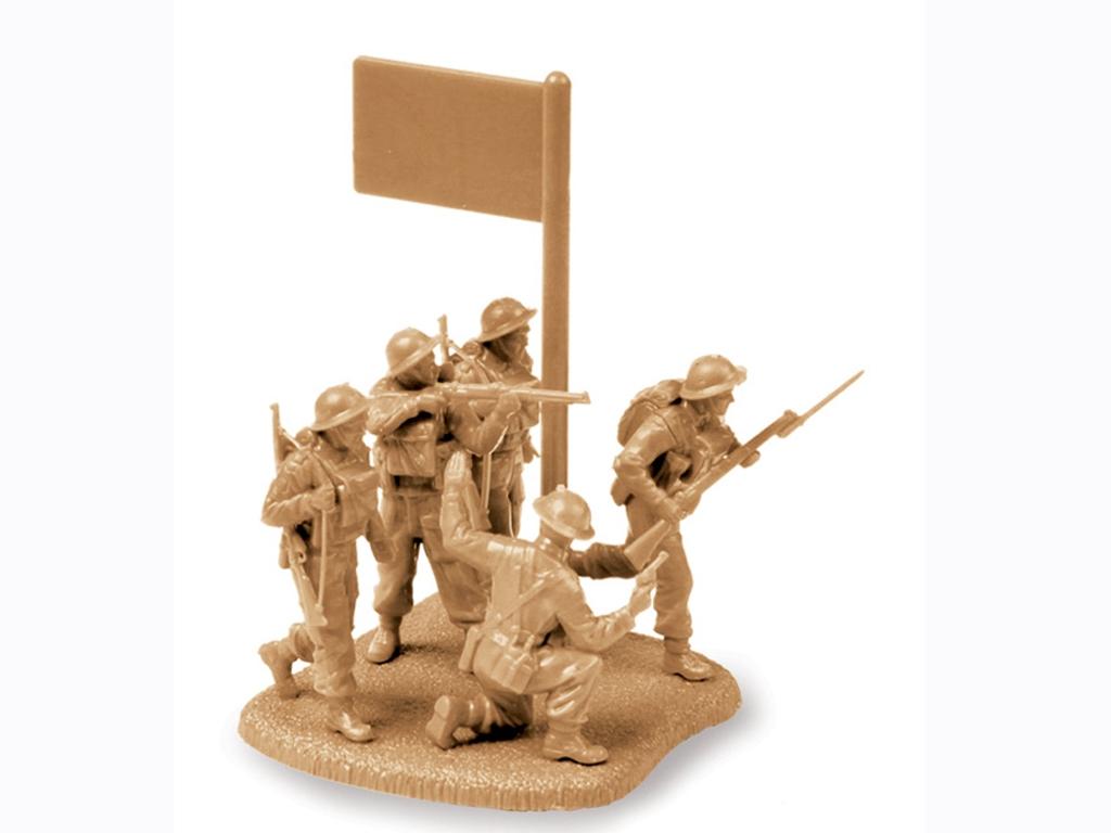 Infantería Británica 1939-42  (Vista 2)