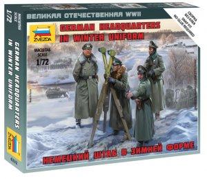 German HQ Winter  (Vista 1)