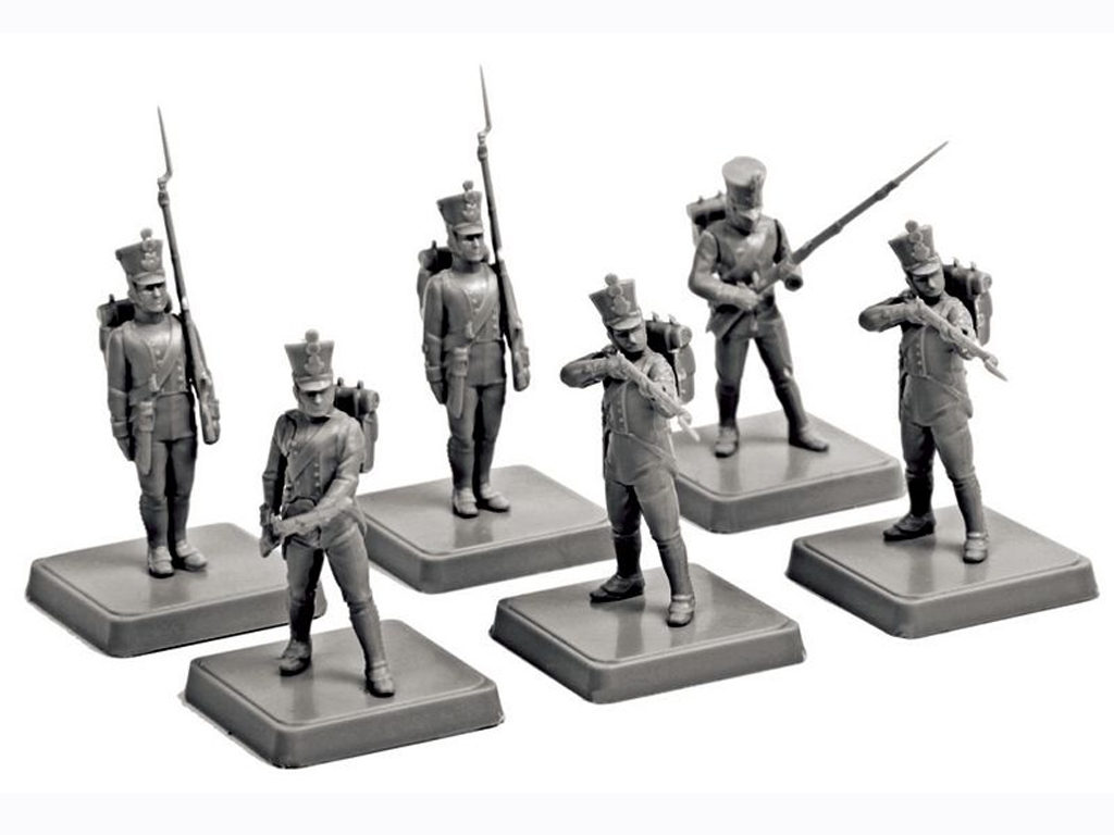 Infantería de línea Francesa  (Vista 2)