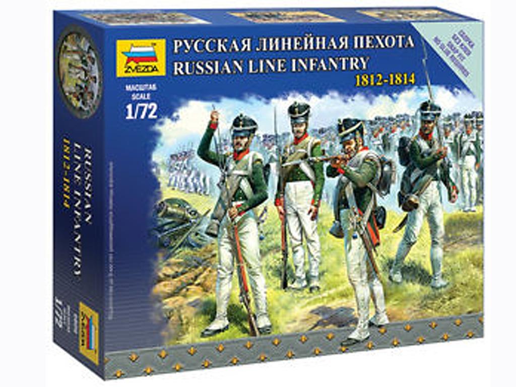 Infantería de línea Rusa  (Vista 1)
