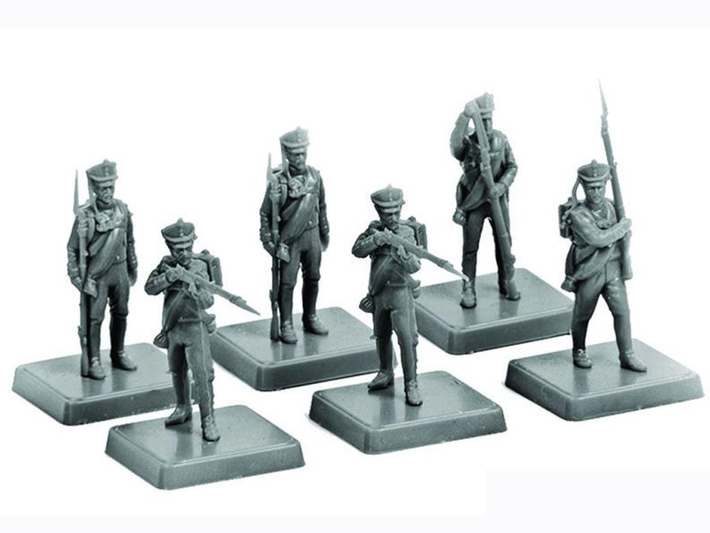 Infantería de línea Rusa  (Vista 2)