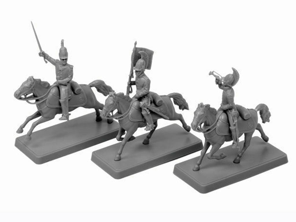 Grupo de Mando Ruso de Dragones  (Vista 2)