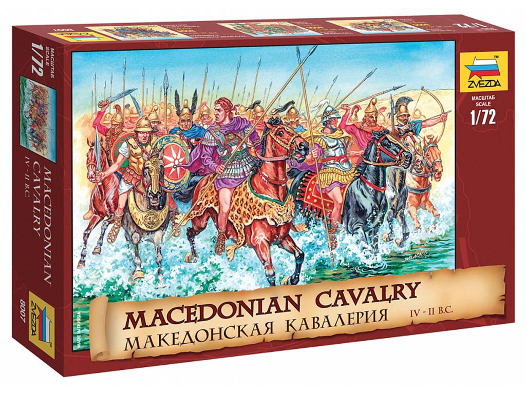 Caballeria Macedonica IV century B.C.  (Vista 1)