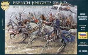 Caballeros Franceses. Siglo XV  (Vista 1)