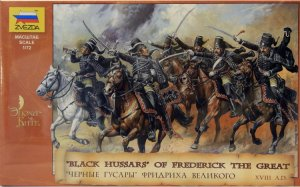 Black Hussars of Frederick The Great  (Vista 1)