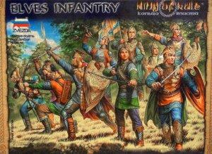 Elves Infantry  (Vista 1)