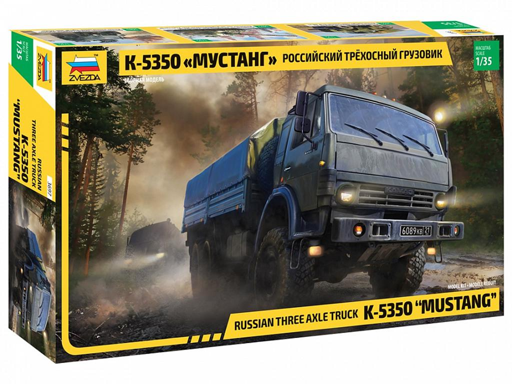 Kamaz 5350  (Vista 1)