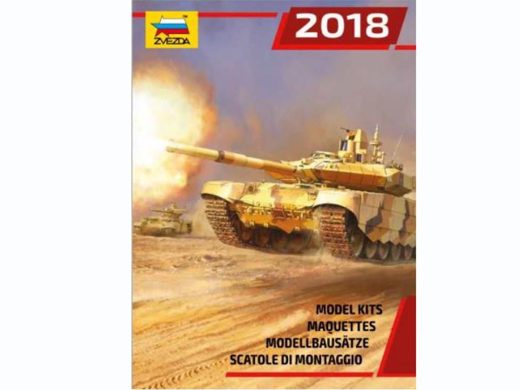 Catalogo Zvezda 2018 (Vista 1)