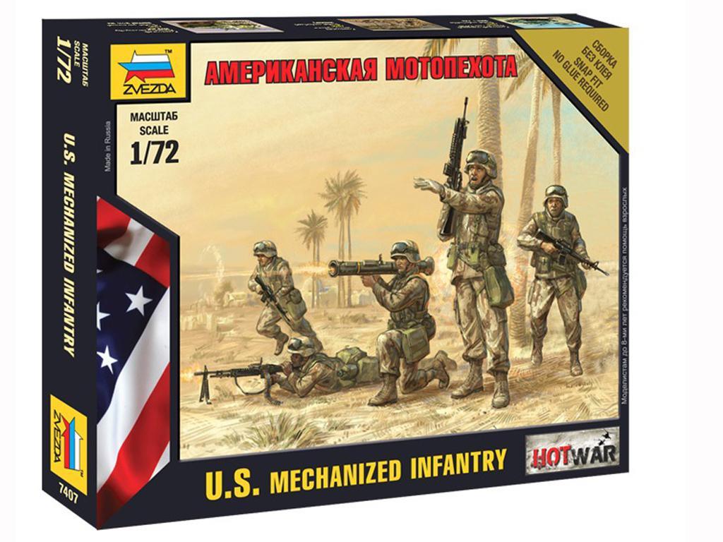 Infanteria US (Vista 1)