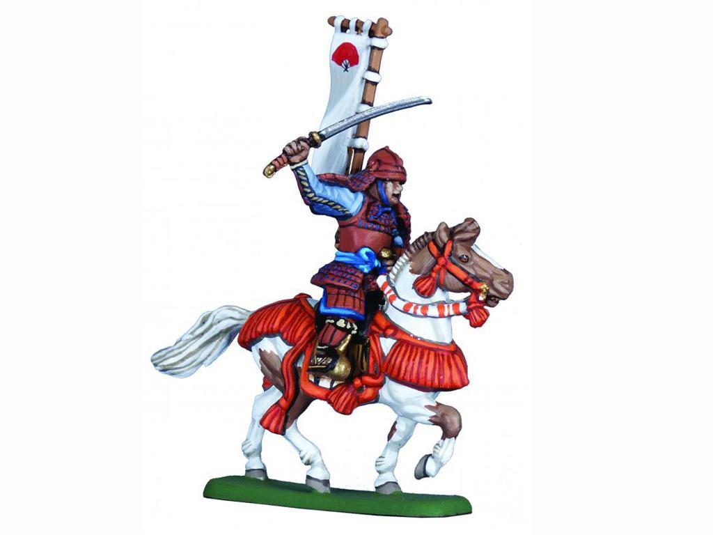 Caballeria Samurai. Siglos XVI/XVII (Vista 2)