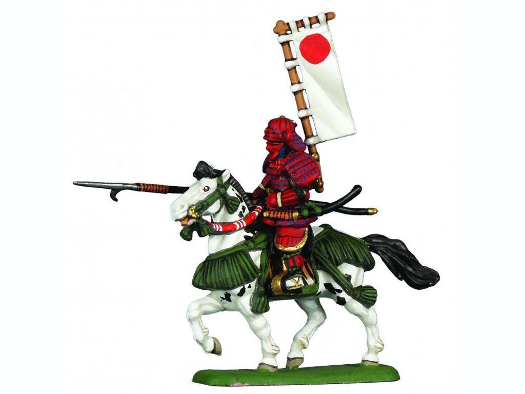 Caballeria Samurai. Siglos XVI/XVII (Vista 4)
