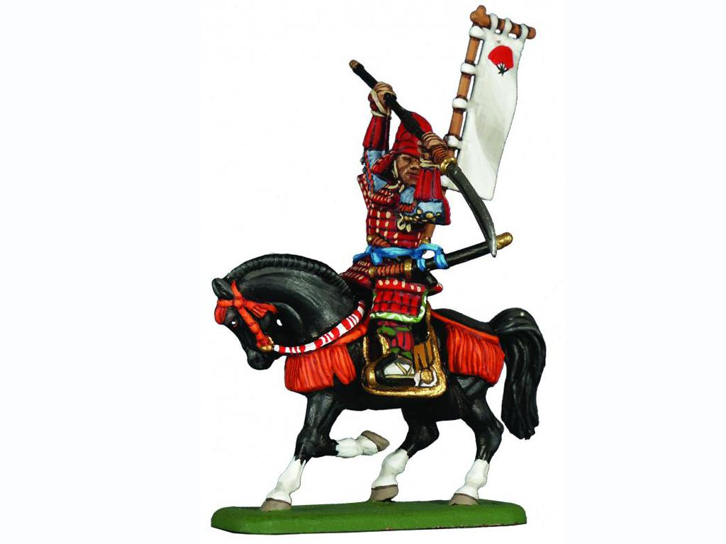 Caballeria Samurai. Siglos XVI/XVII (Vista 6)