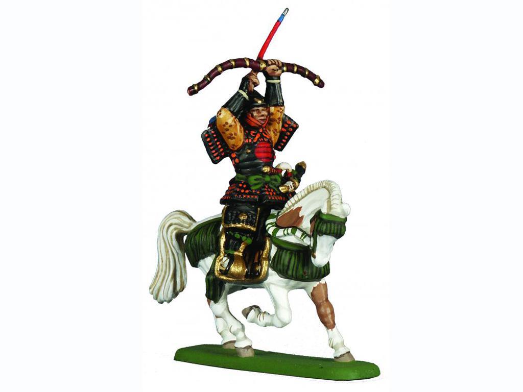 Caballeria Samurai. Siglos XVI/XVII (Vista 7)