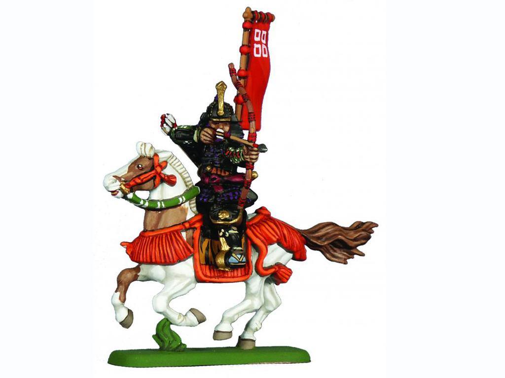 Caballeria Samurai. Siglos XVI/XVII (Vista 8)