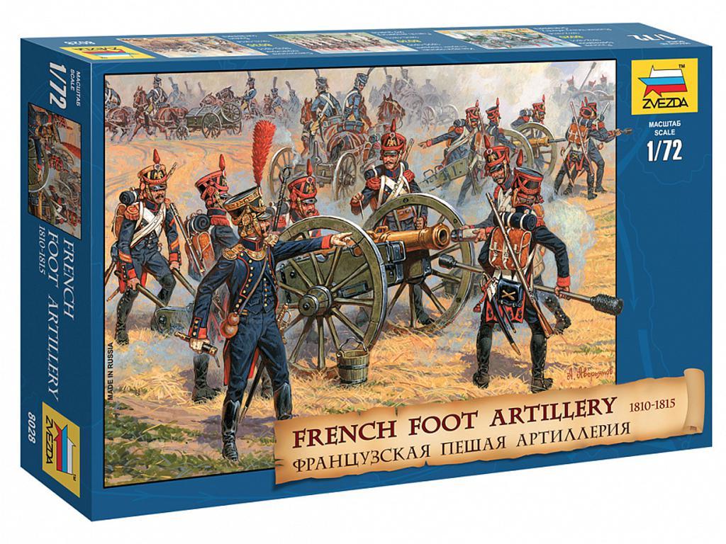 Artillería Francesa 1810-1814 (Vista 1)