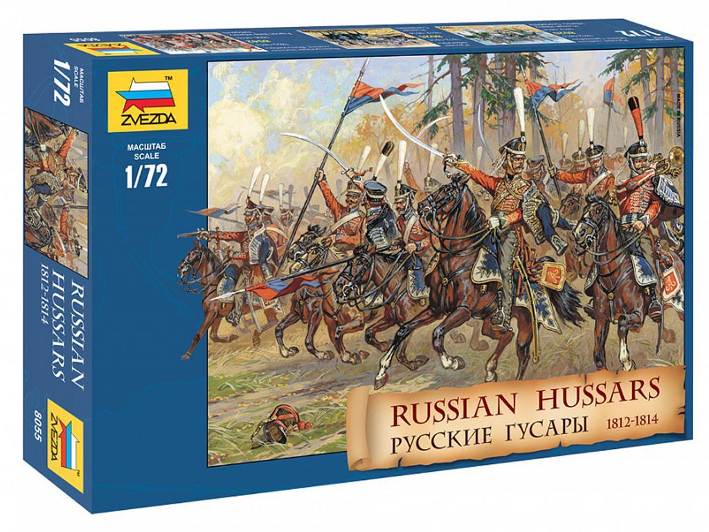 Russian Hussars 1812-1814 (Vista 1)