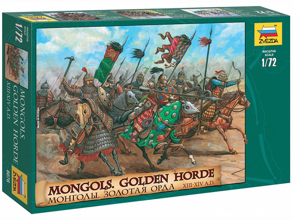 La Horda de Oro de los Mongoles (Vista 1)