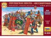 Infanteria Persa. (Vista 2)