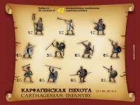 Infantería  Cartaginesa III - I a.C. (Vista 4)